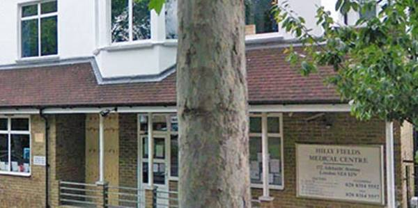 hilly fields medical centre